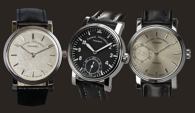 Mechanische uhren  Uhren Ninchritz – feine mechanische Uhren – Nürnberg